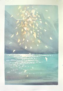 Canada Book 1 Light - Watercolour on Paper - 19x28.5cm - 2015