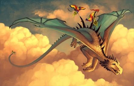 High Sky Piracy - Photoshop CS4 - 2009